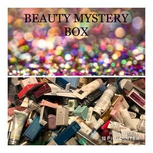 🦋💜🌈BEAUTY MYSTERY BOX🌈💜🦋